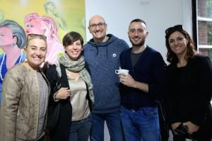 (All) Italian art lovers in ShanghaiCopyrights: Christophe Catala